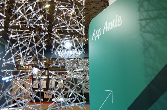 App Annie Exhibit by Idea International, Inc.