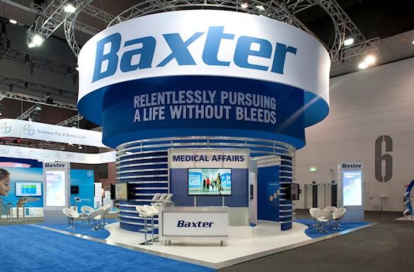 Baxter Exhibit by Idea International, Inc.