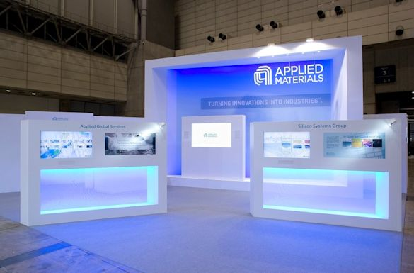 Applied Materials Exhibit by Idea International, Inc.