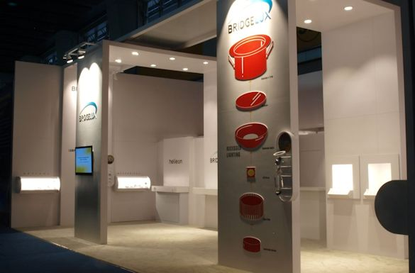 Bridgelux Exhibit by Idea International, Inc.