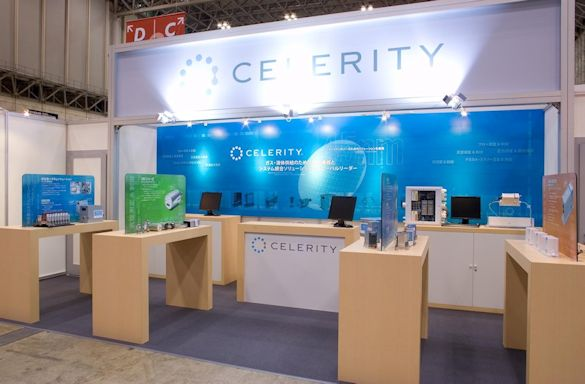Celerity Exhibit by Idea International, Inc.