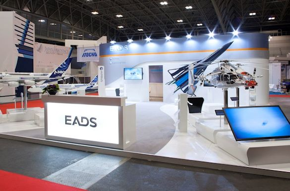 EADS Exhibit by Idea International, Inc.