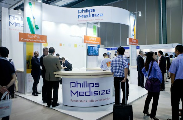 Phillips-Medisize Exhibit by Idea International, Inc.