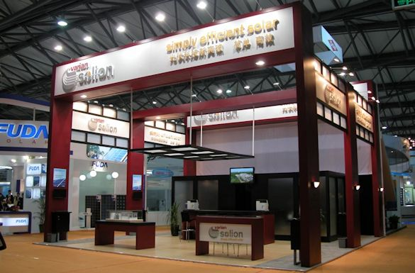 Varian Semiconductor Exhibit by Idea International, Inc.