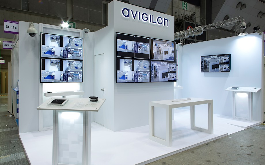 Avigilon Exhibit by Idea International, Inc.
