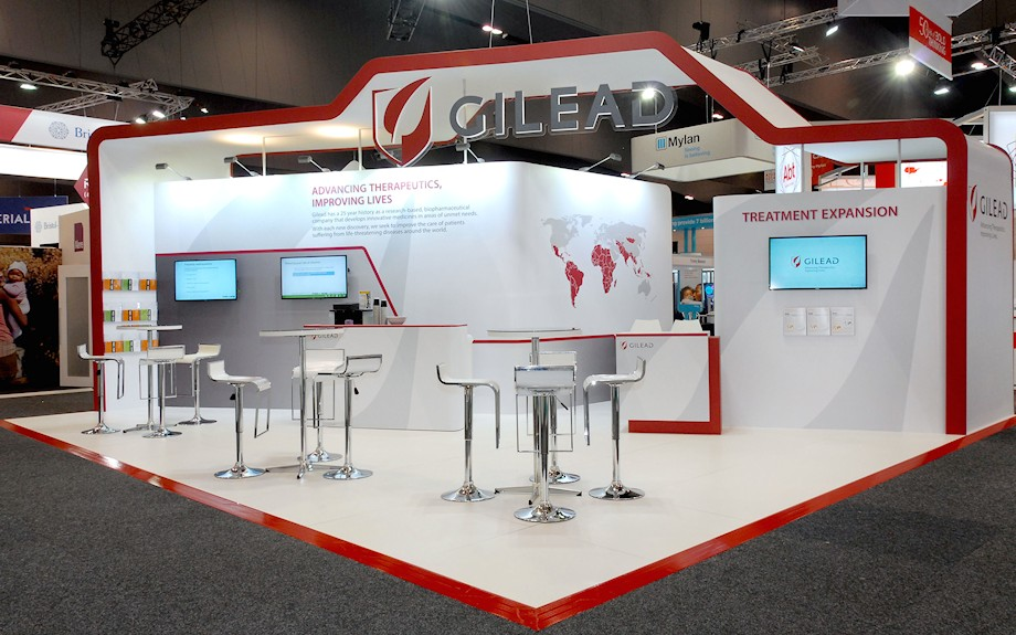 Gilead Exhibition by Idea International, Inc.