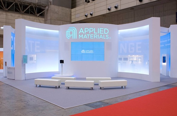 Exhibition Booth Materials : Trade show exhibition applied materials
