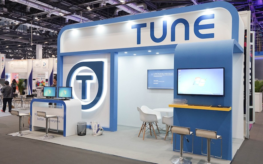 TUNE exhibit by Idea International, Inc.