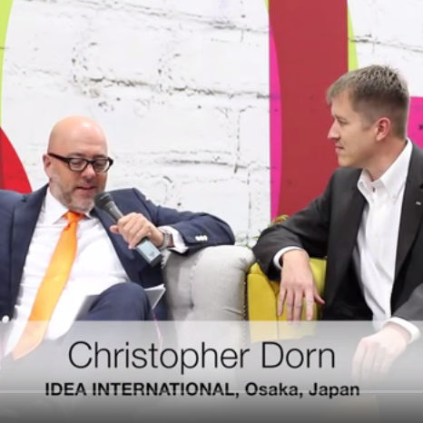 IFES presents 10 Minutes with Christopher Dorn