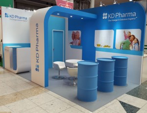 KD Pharma Exhibit by Idea International, Inc.