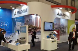 Magna Exhibit by Idea International, Inc.