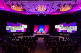Idea International produced the Wharton Global Conversations Tour Tokyo