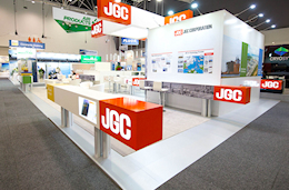 展示会出展ブース実績例 日揮株式会社 (JGC) -5
