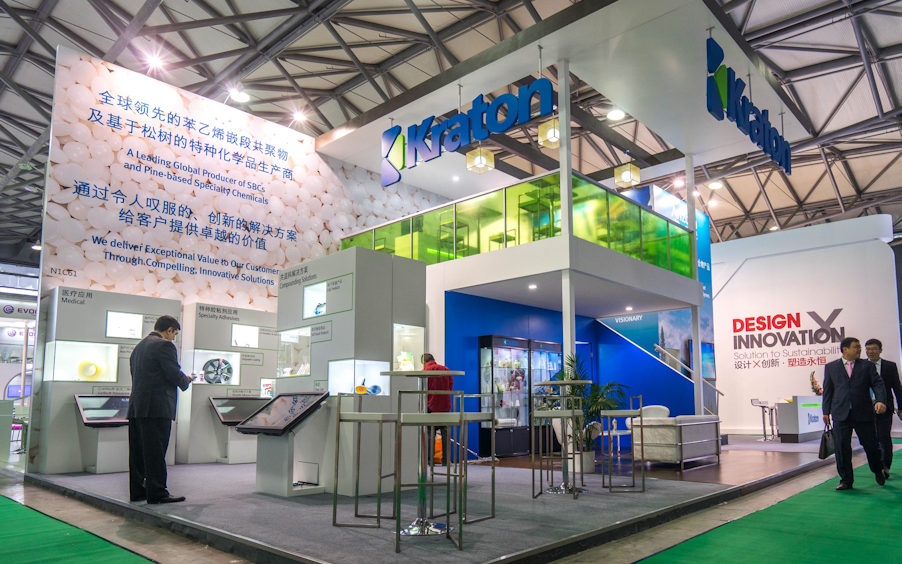 Trade Fair Exhibition Design In The Apac Region Including Japan Korea China Malaysia