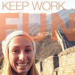 Keep Work Fun - Article by Idea International, Inc.