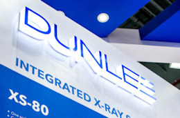 Dunlee Exhibit at China International Medical Equipment Fair by Idea International, Inc. - 2
