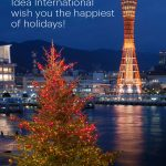 All of us at Idea International wish you the happiest of holidays!