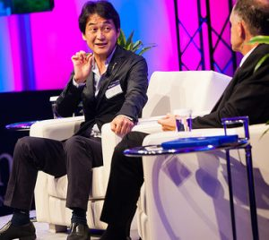 Wharton Global Conversations Event in Tokyo, Japan poduced by Idea International, Inc. - #207