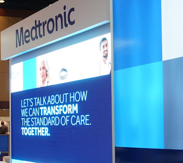 Medtronic Exhibit at 10th World Stroke Conference by Idea International In partnership with Group Delphi - #3A