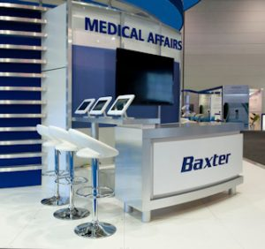 Baxter Exhibit at World Federation of Hemophilia. Melbourne AU – Project by Idea International, Inc. #6