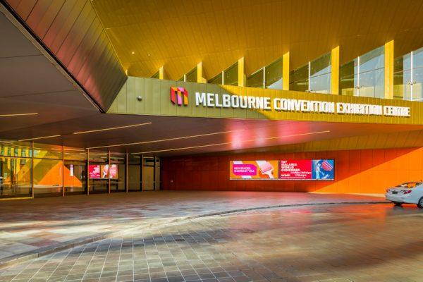 Exhibiting in Australia - Melbourne Convention Exhibition Centre
