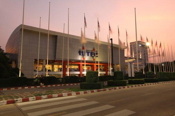 The Bangkok International Trade and Exhibition Centre (BITEC)
