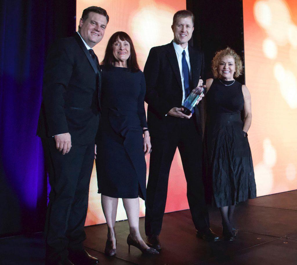 Idea International, Winner of two 2019 EDPA EDDIE Awards