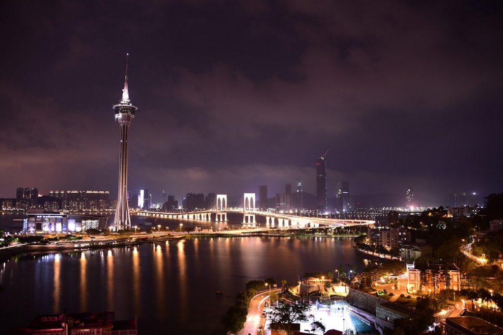 Macau is a growing Trade Show Destination in China