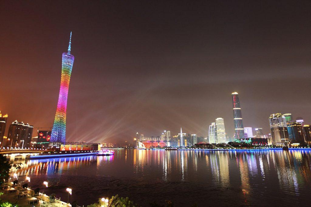 Exhibiting in Guangzhou, China