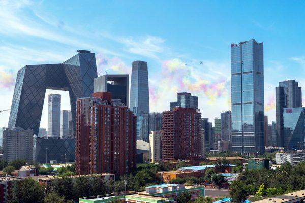 Exhibiting in Beijing China
