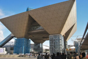 Exhibiting in Japan at Tokyo Big Sight, the largest convention and exhibition center in the country