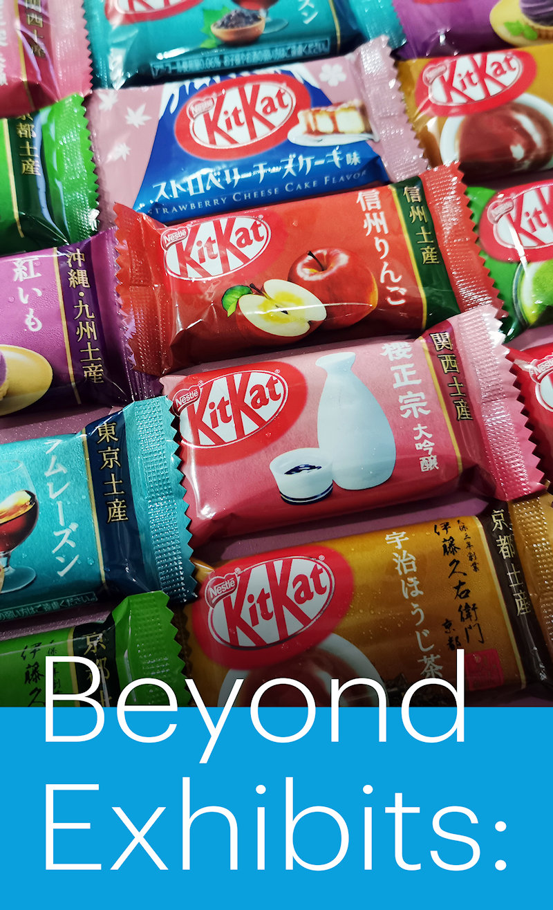 Beyond Exhibits: Some Insights into Japanese Culture